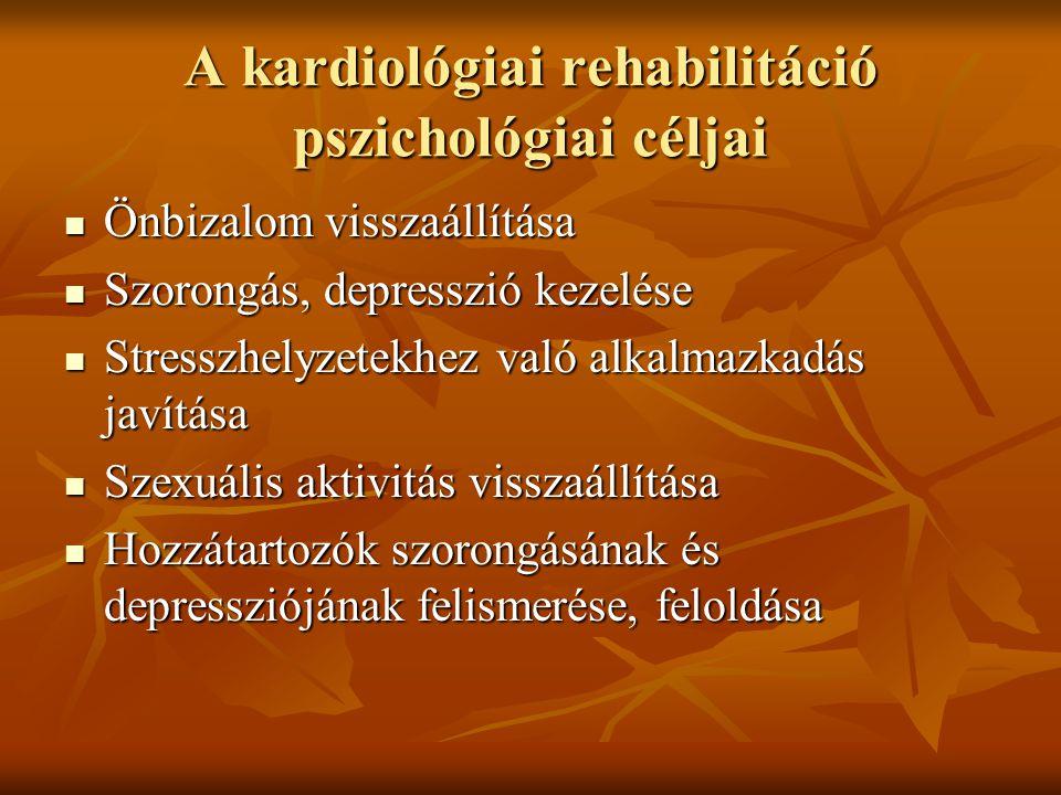 a hipertónia rehabilitációjának céljai