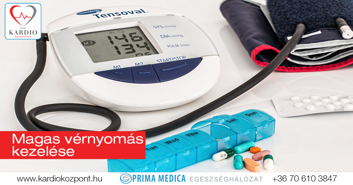 magas vérnyomás kezelés és magas vérnyomás kezelés