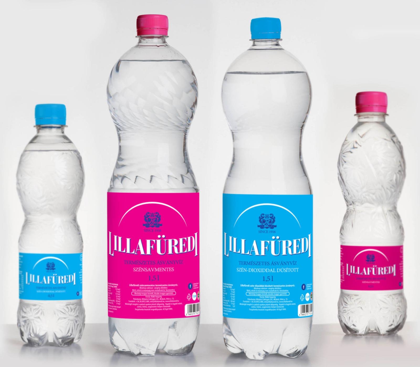 Szívbarát ásványvíz - Mineral Aqua Kft.