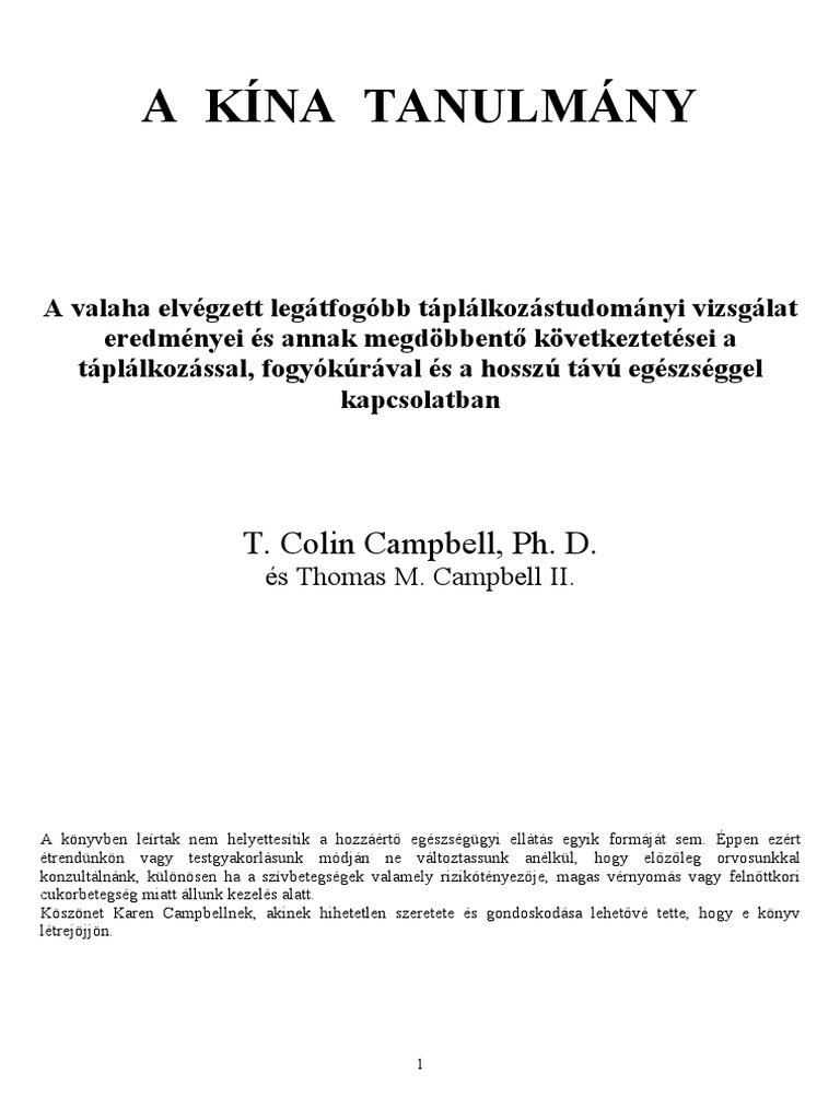 magas vérnyomás hidroklorotiazid