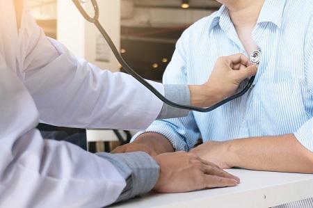 magas vérnyomásos kórházi vizsgálat