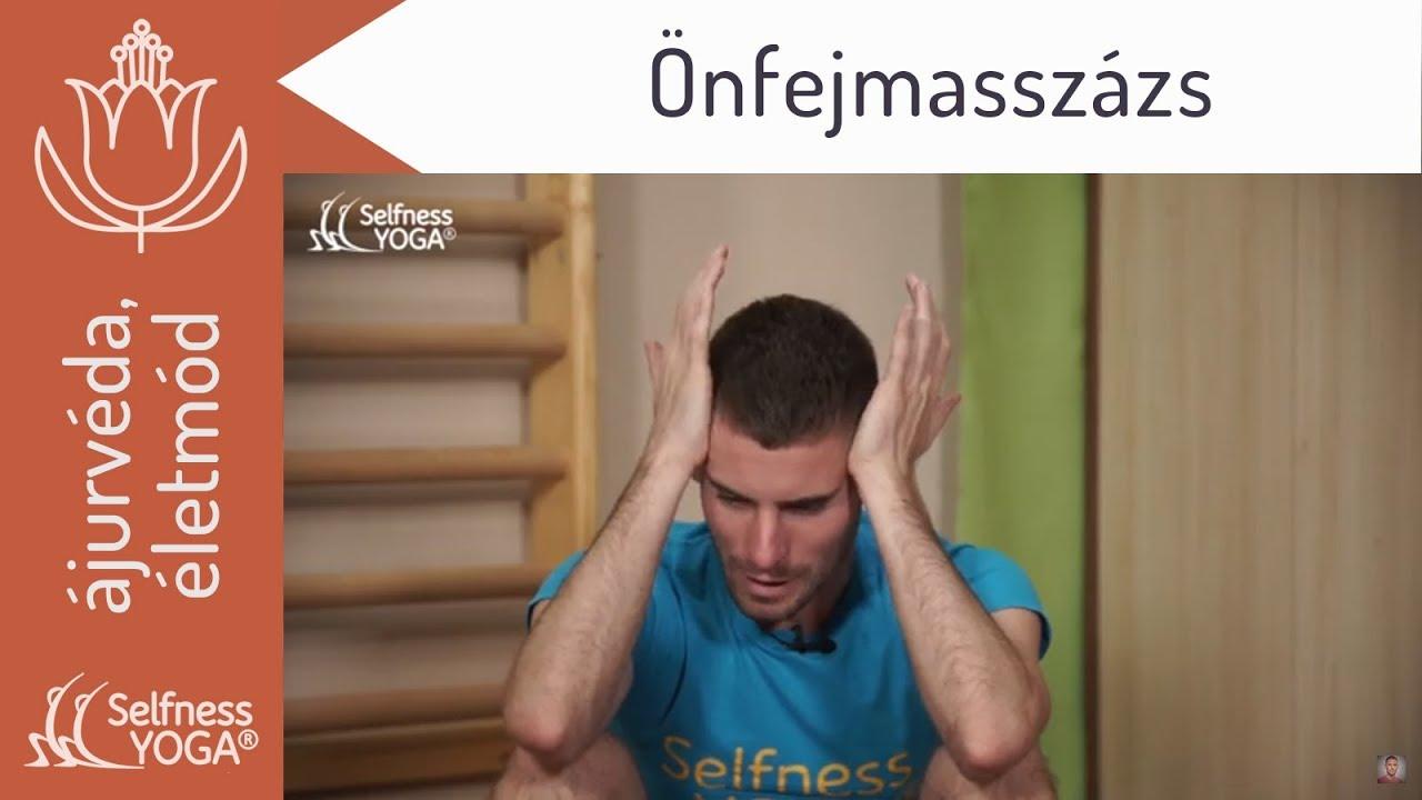 fejmasszázs hipertónia videó)
