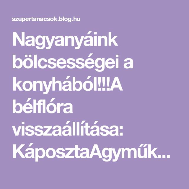 magas vérnyomás csicsóka)