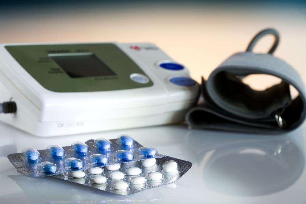 a magas vérnyomás angiopathiája