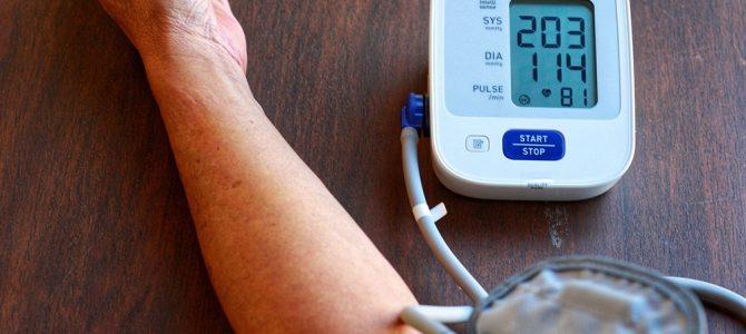 Az időjárás változás a vérnyomására is hatással van