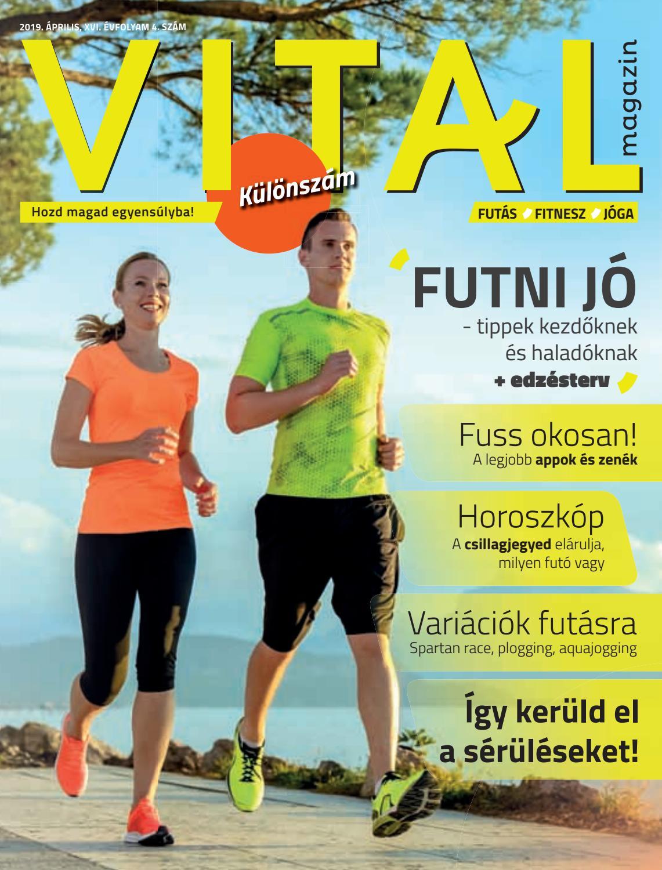 magas vérnyomás kezelés és futás)