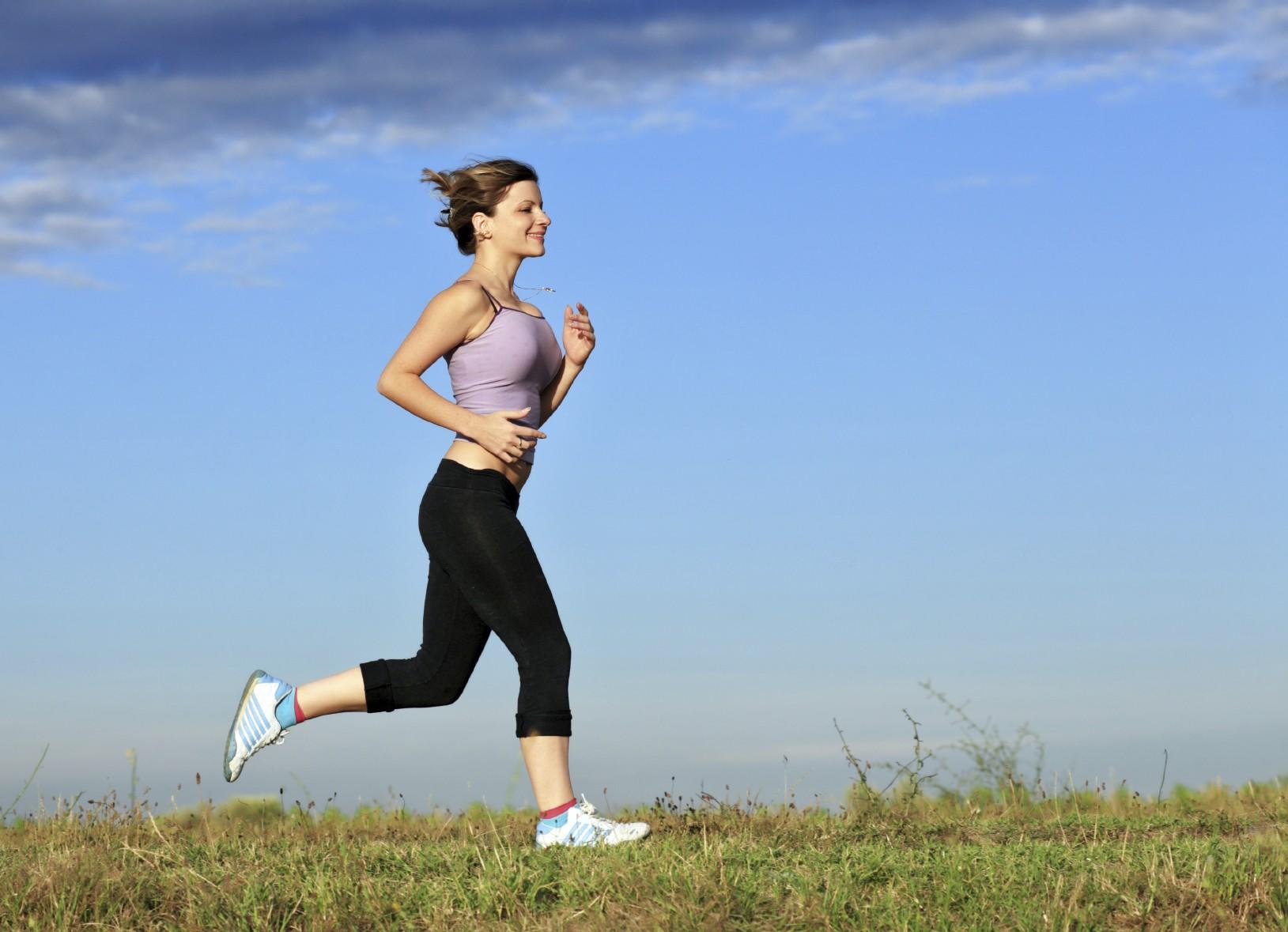 magas vérnyomás kocogás