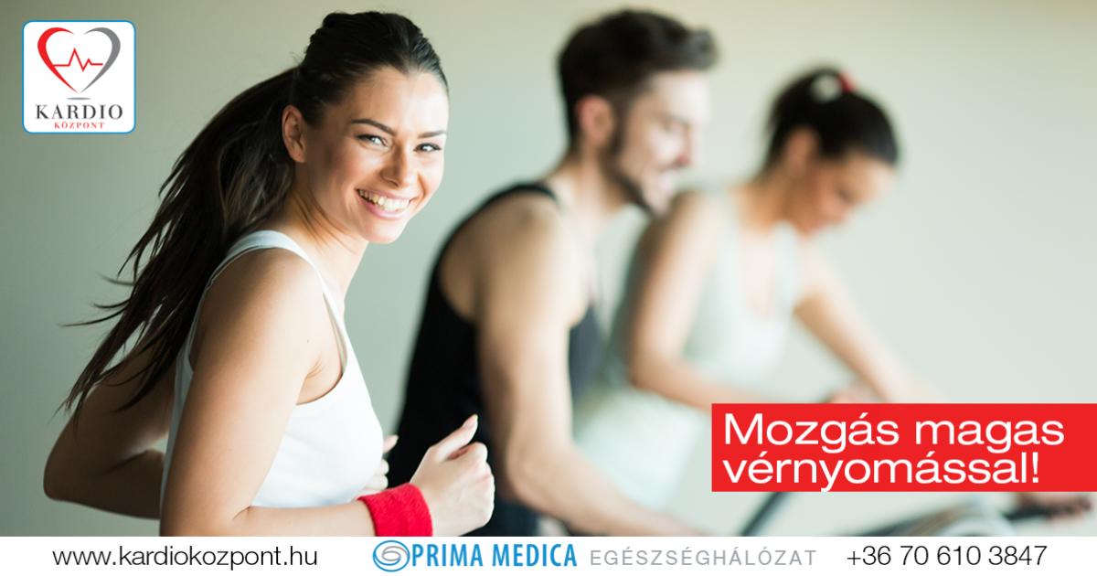 magas vérnyomás kocogás)