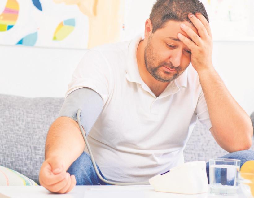 magas vérnyomás éljen egészségesen a légköri nyomás és a magas vérnyomás hatása