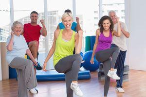 magas vérnyomás és aerobik)