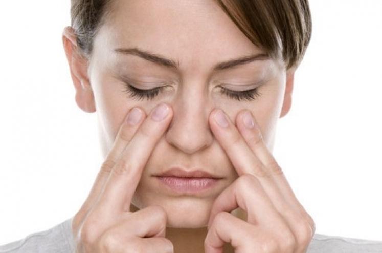 magas vérnyomás és arcüreggyulladás)