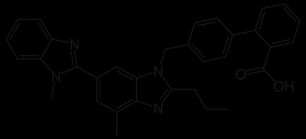 TELMISARTAN ACTAVIS 40 mg tabletta