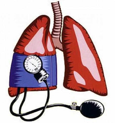 pulmonalis hipertónia tünetei)
