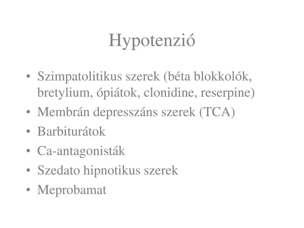 a hipertónia alternatív módszereivel történő kezelés