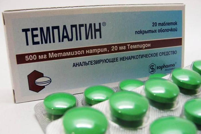 tempalgin és magas vérnyomás)