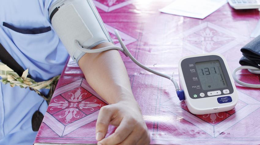 Vérnyomás-szabályozás - A renin-angiotenzin-rendszer