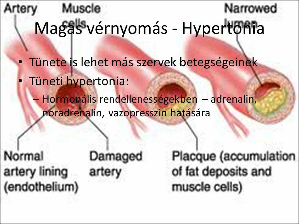magas vérnyomás és adrenalin)