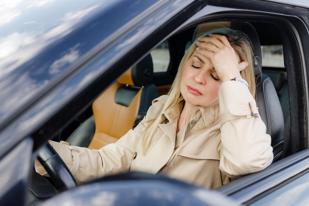 Elalvás a volán mögött – alvászavar is lehet az oka