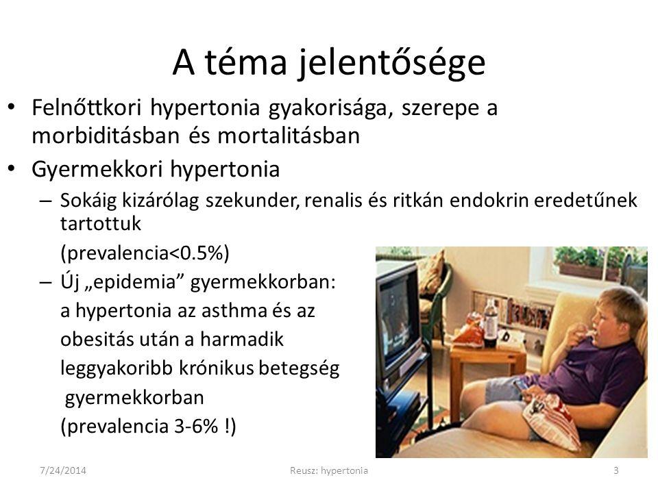 hipertónia kezelése gyermekeknél ajánlások magas vérnyomás mint az emberre veszélyes
