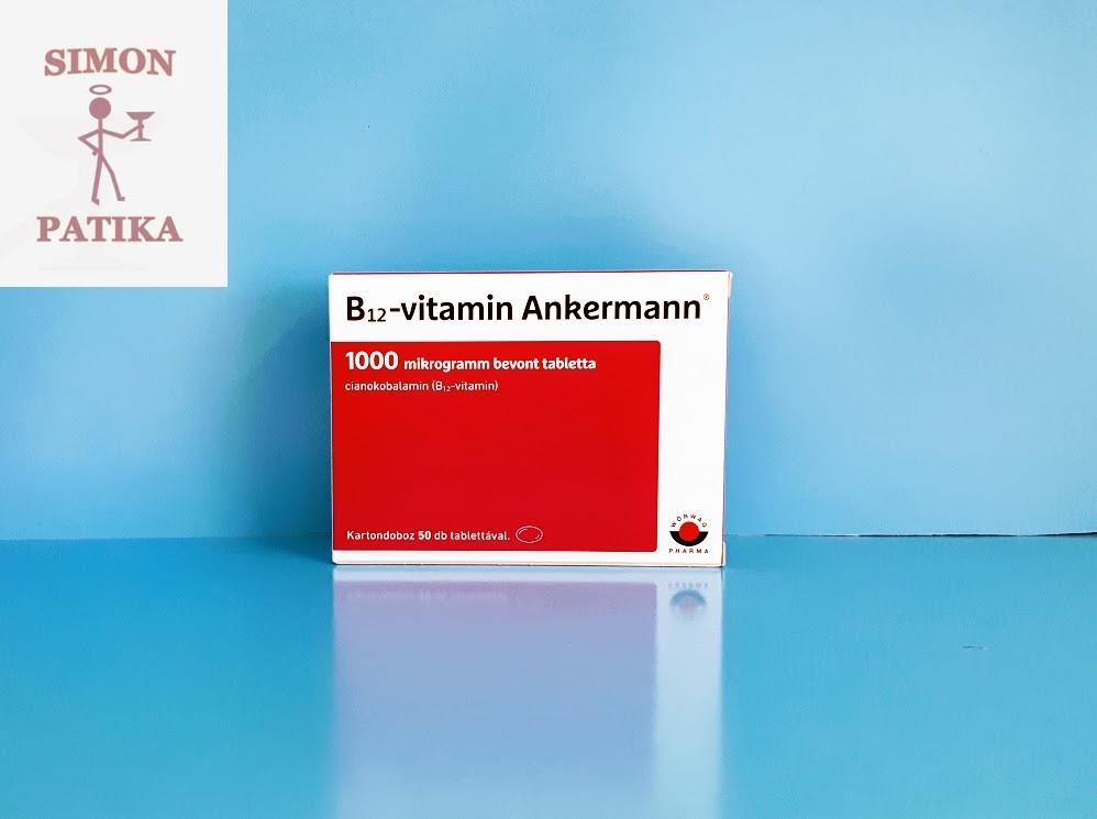 Ezeket érdemes tudni a B12-vitaminról
