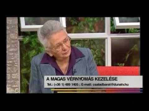 TV magas vérnyomás ellen)