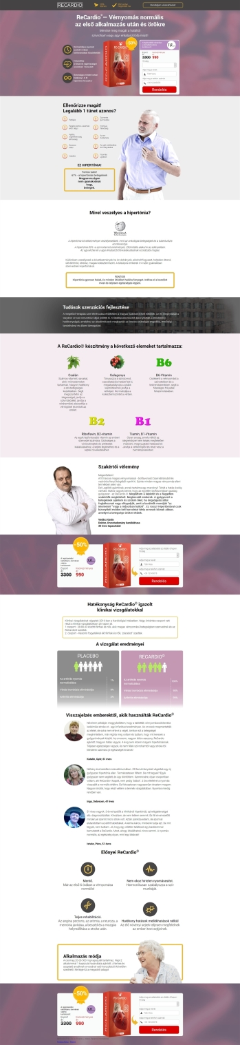 mellékhatások nélküli magas vérnyomás elleni gyógyszerek