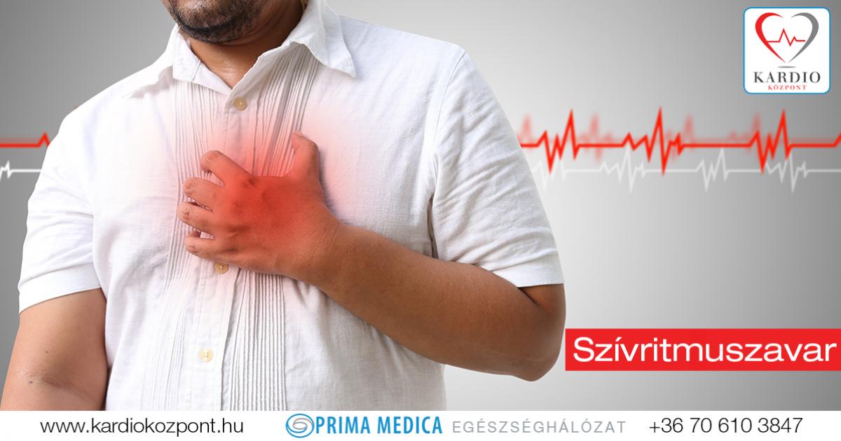 magas vérnyomás tachycardia okai)