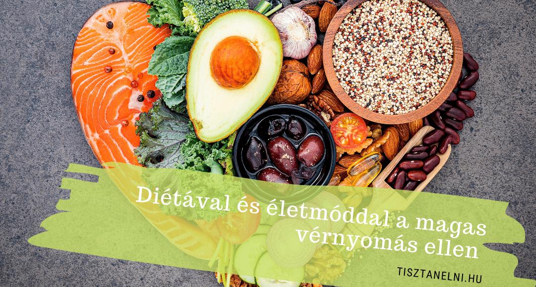 táplálkozás magas vérnyomás diétához)
