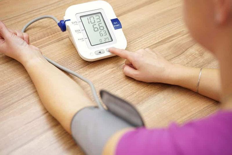Alacsony vérnyomás