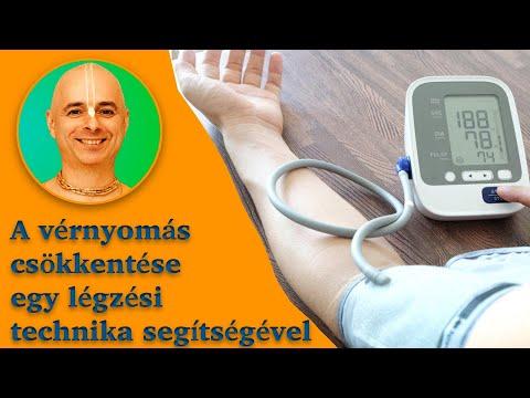 magas vérnyomás amely káros és előnyös