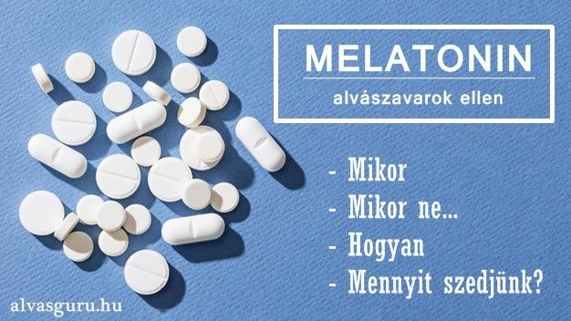 melatonin magas vérnyomás ellen)