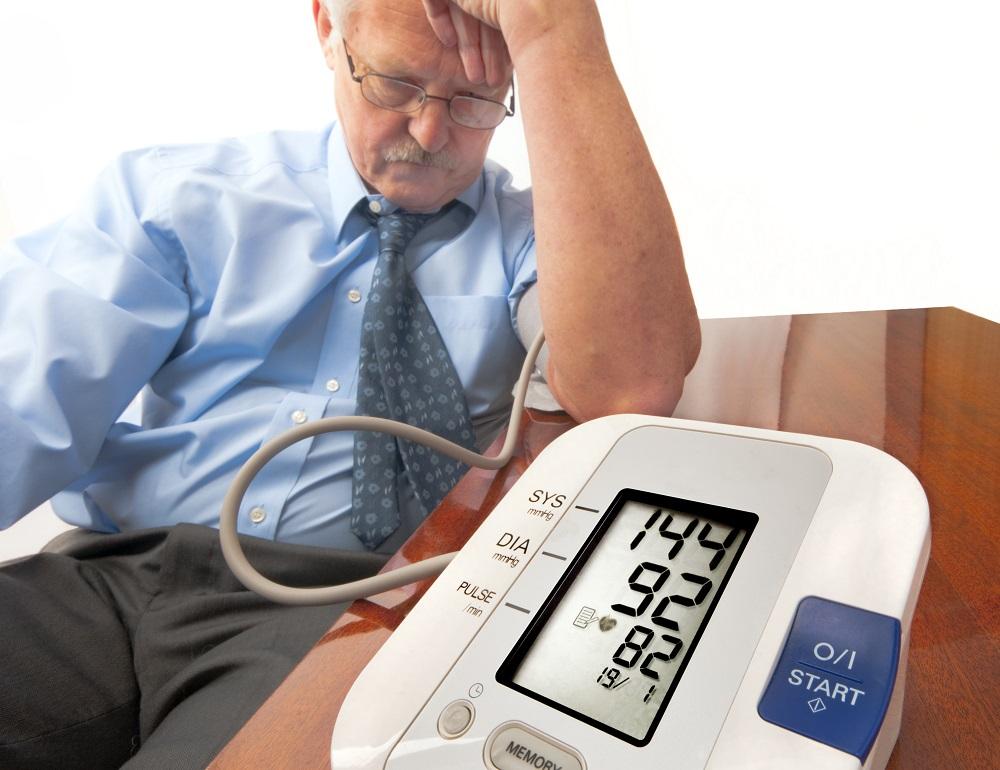 a magas vérnyomás második csoportja)