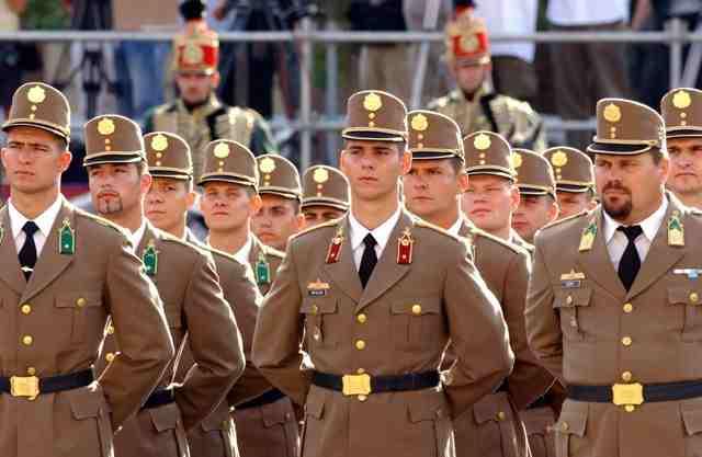 Egyre jobb a magyar katonák fizikai állapota
