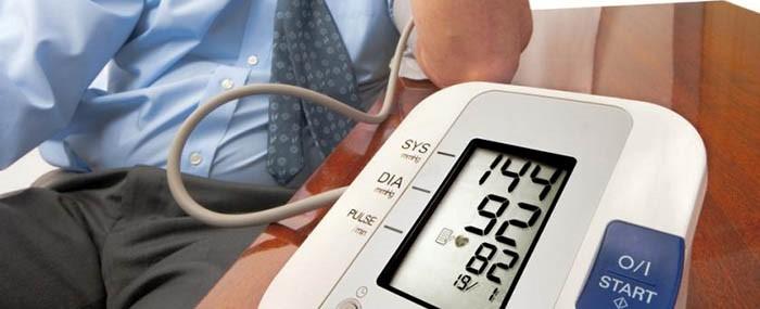 végső vérnyomás