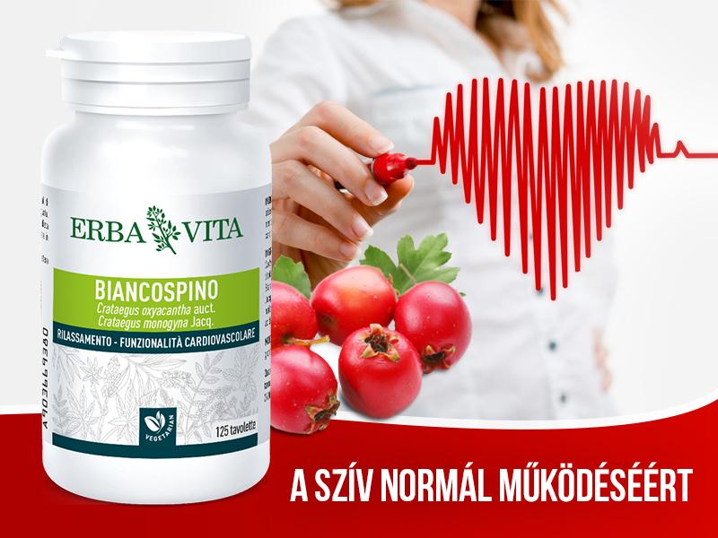 Herbased gyógytea magas vérnyomásra 110 g