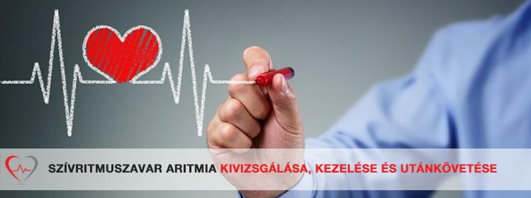 aritmia magas vérnyomás kezeléssel