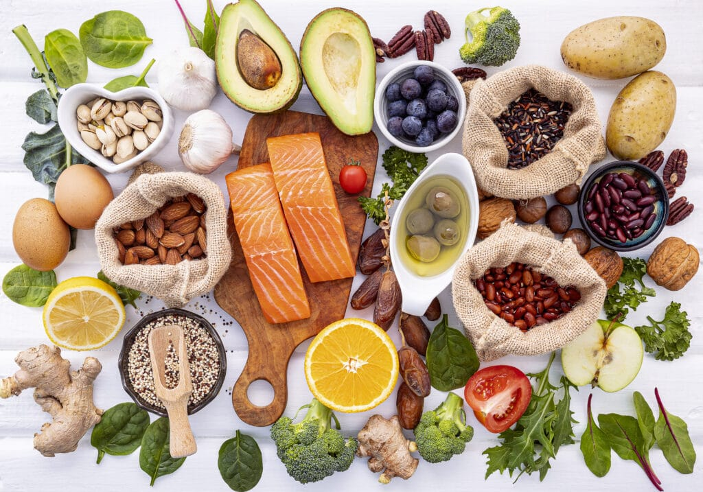 egészséges táplálék magas vérnyomás ellen