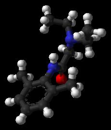 LIDOCAIN-HUMAN 10 mg/ml oldatos injekció