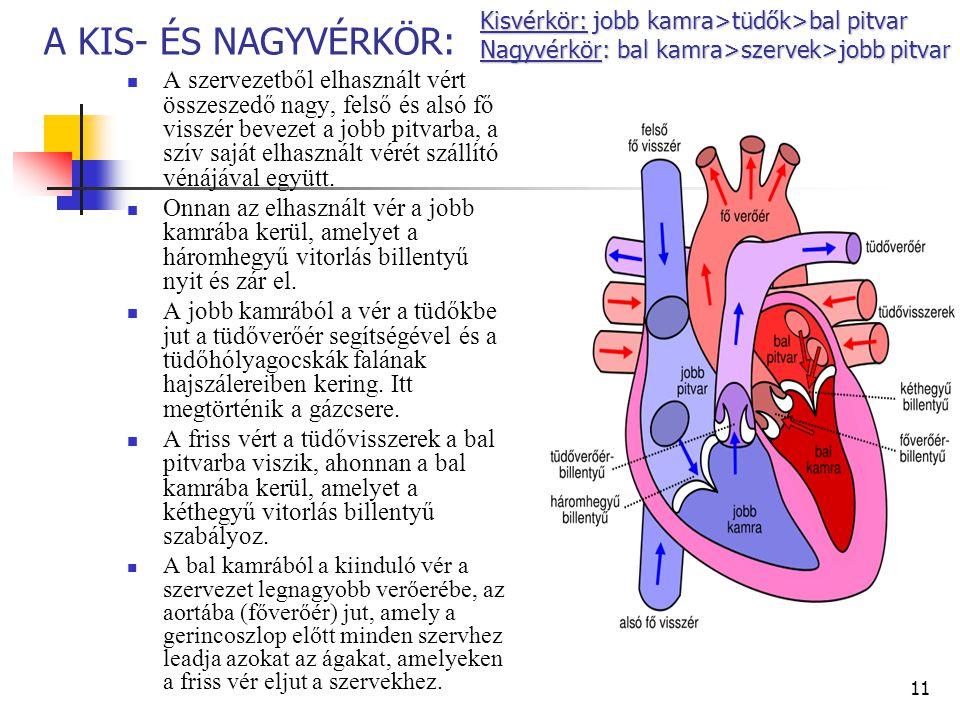 szén-dioxid a vér hipertóniájában