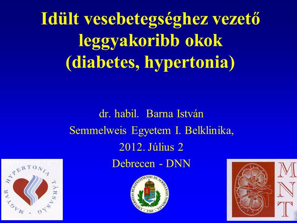 hipertónia és diabetes mellitus fogyatékossággal élő csoport)
