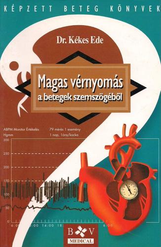magas vérnyomás kezelésére szolgáló könyvek)