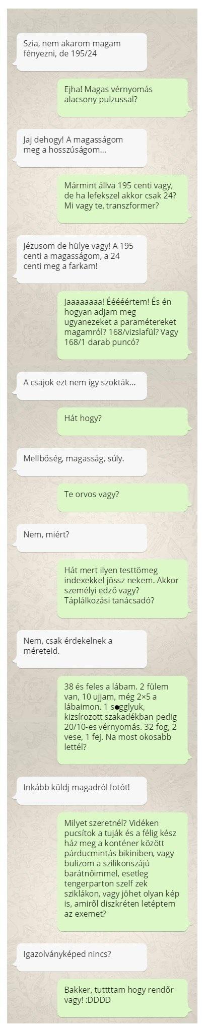 rendőri magas vérnyomás)
