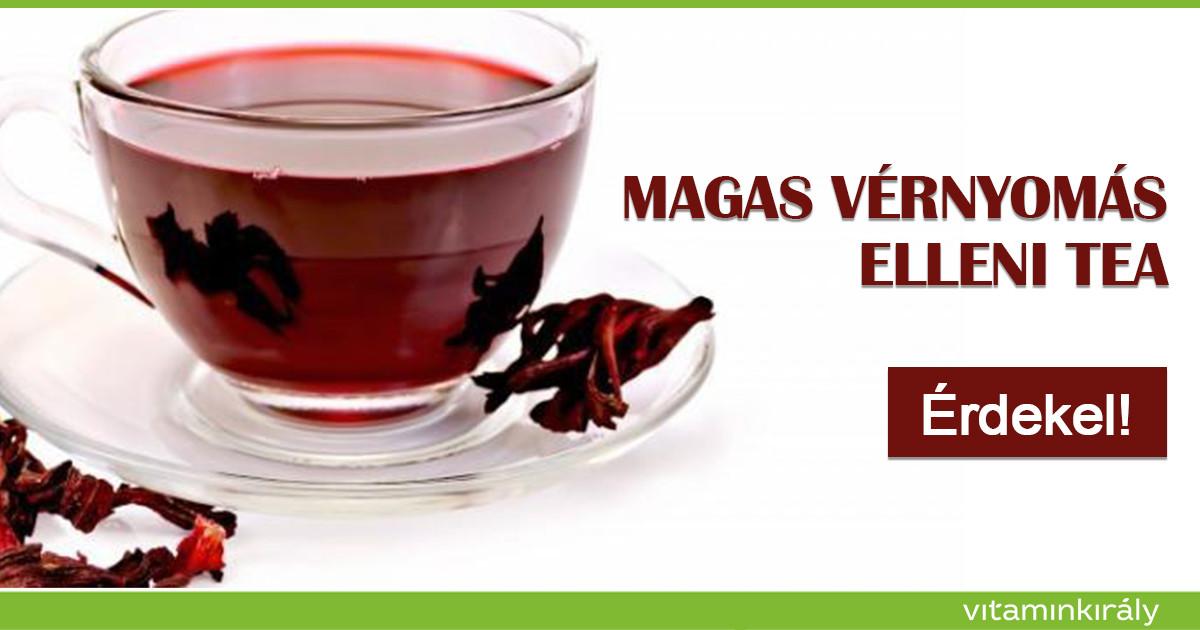 teafajták magas vérnyomás ellen)