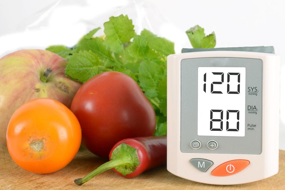 ételek magas vérnyomás ellen)
